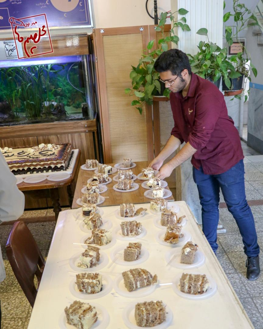 عید غدیر در مهر اول