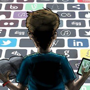 تاثیر شبکه های اجتماعی بر دانش آموزان